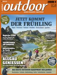 OUTDOOR Ausgabe 03/20 - Via Alta - Tessin (CH)