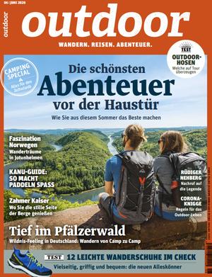 OUTDOOR Ausgabe 06/2020