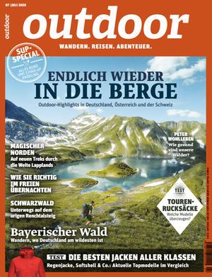 OUTDOOR Ausgabe 07/2020