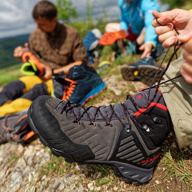 OUTDOOR Bergschuh-Test 2020
