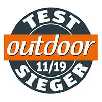 OUTDOOR Testsieger 11/2019