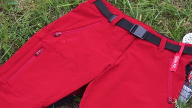 OUTDOOR-Unboxing: Maier Sports Hose Naturno