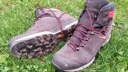 OUTDOOR Wanderschuh-Test 2020