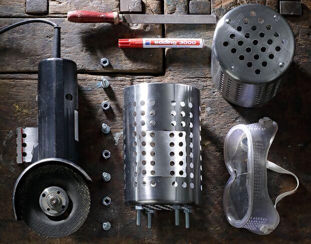 OUTDOOR-Werkstatt: Hobokocher selber bauen