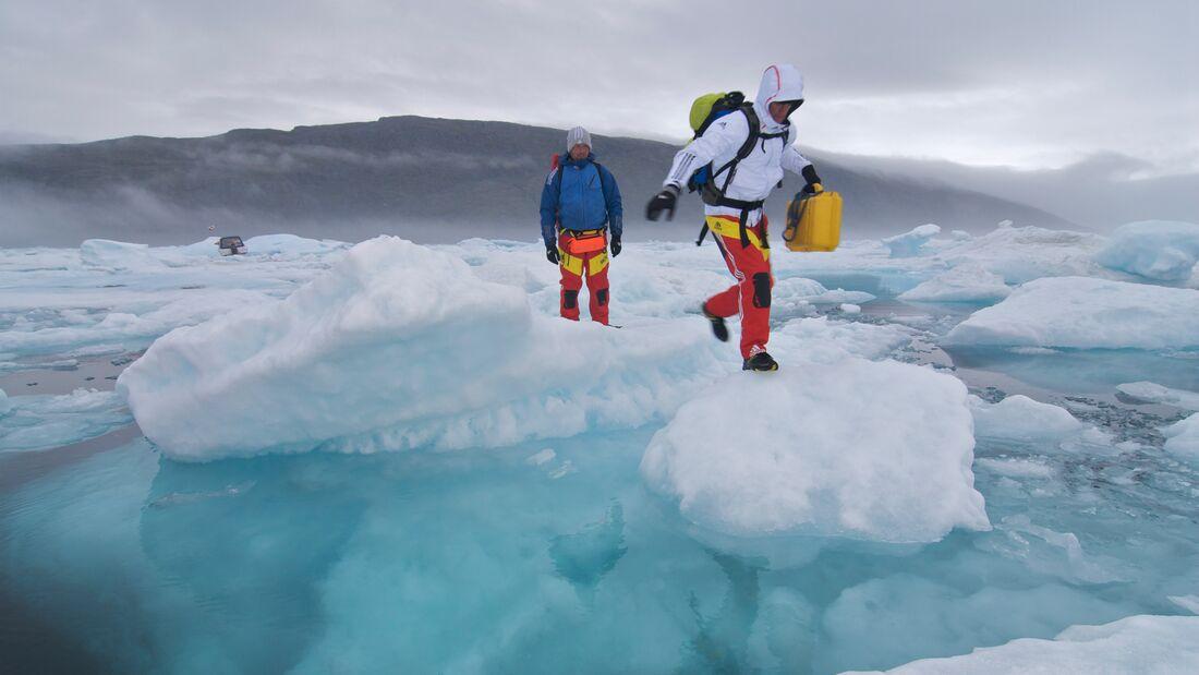 Olaf Obsommer Livestream: Ecuador, Galapagos, Grönland