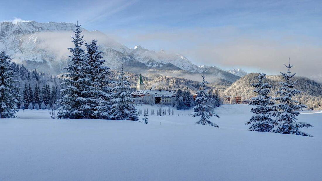 Online-Special Bayern: Alpenwelt Karwendel