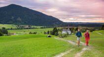 Online-Special Bayern: Ammergauer Alpen