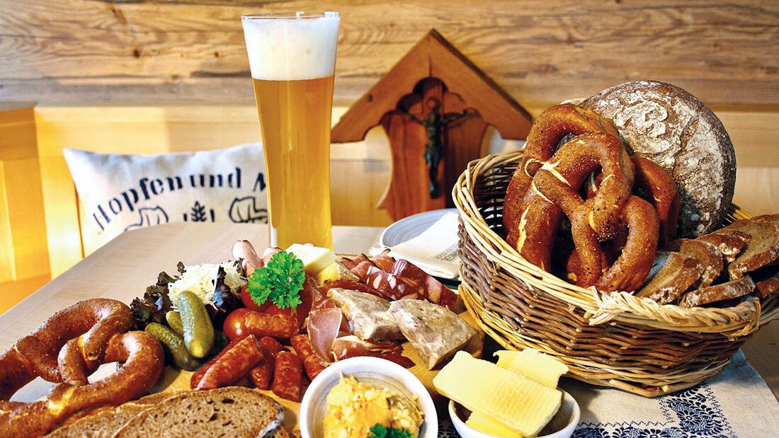 Online Special Bayern: Arberland