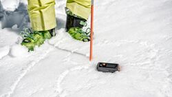 Online-Workshop Snow Safety Event, Mammut