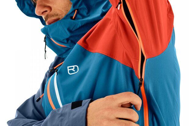 Ortovox Ortler 3L Jacket M