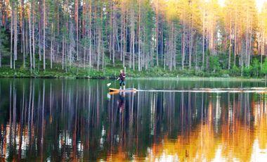 Oulanka-Nationalpark Lappland
