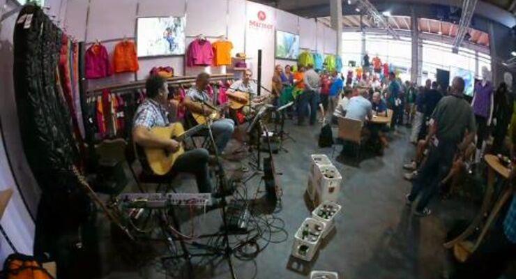 OutDoor - Messe - 2012
