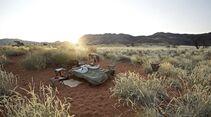 Outdoor-Abenteuer in Namibia