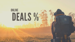 Outdoor Angebote - Rabattaktionen