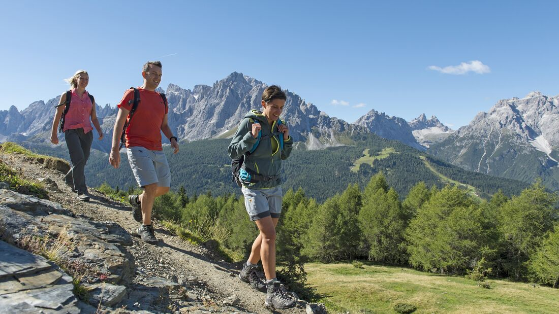 Outdoor-Destination Dolomiten