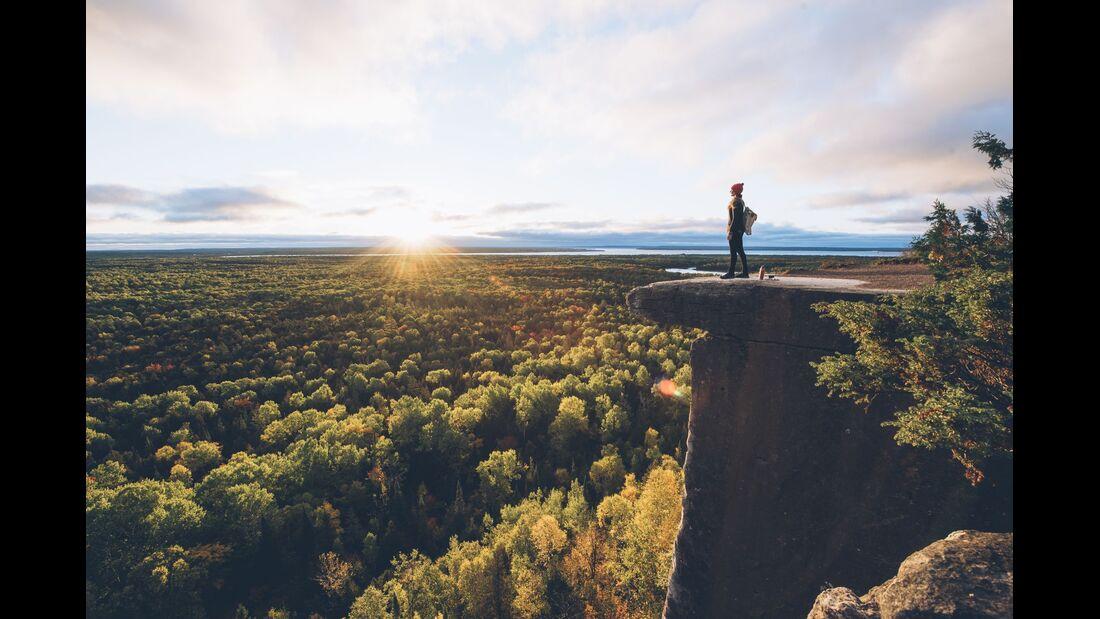 Outdoor-Destination Kanada