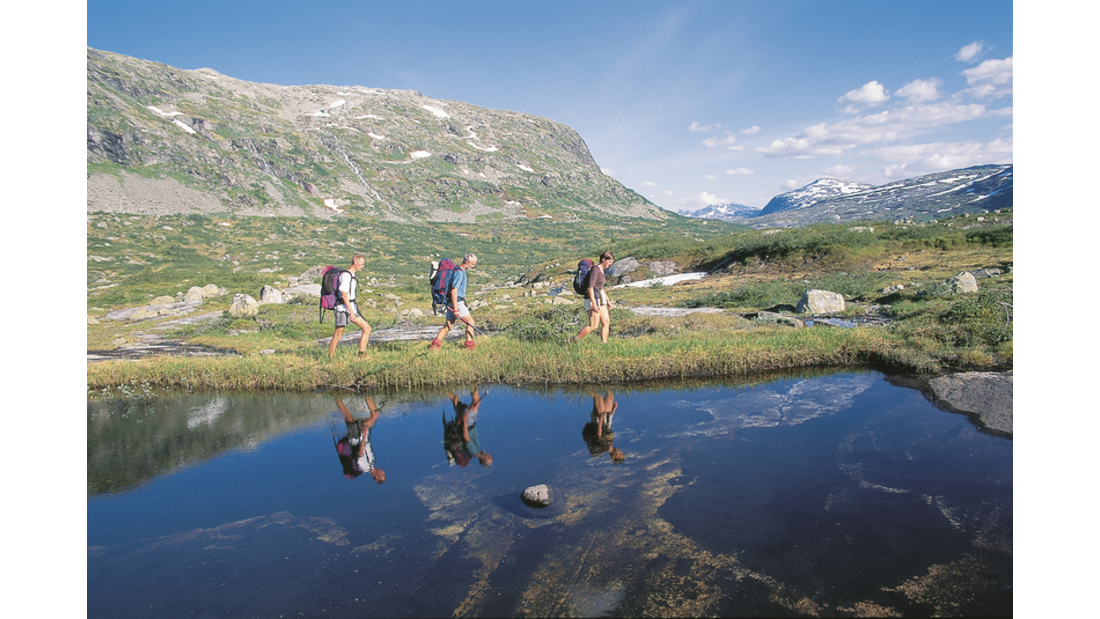 Outdoor-Destination Norwegen