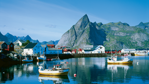 Outdoor-Destination Norwegen