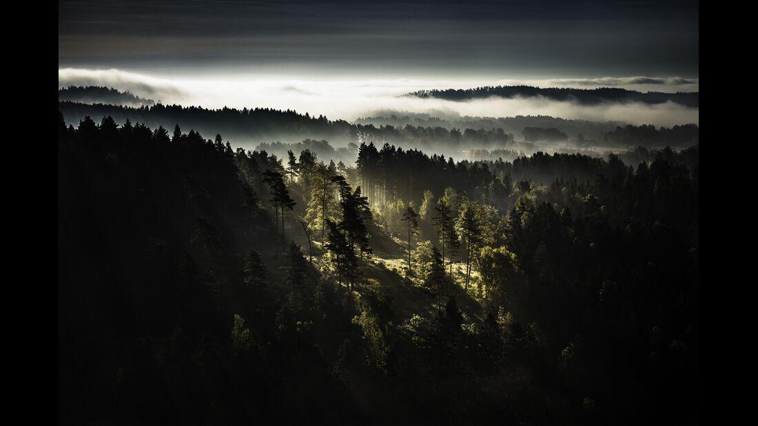 Outdoor-Destination Schweden