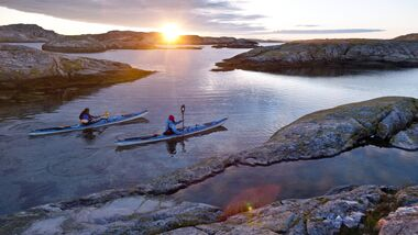 Outdoor-Destination Schweden