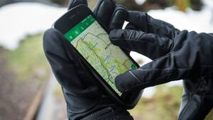 Outdoor Phone Land Rover Explore