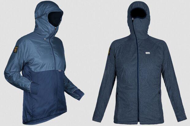 Páramo Wetterschutz-Kleidung