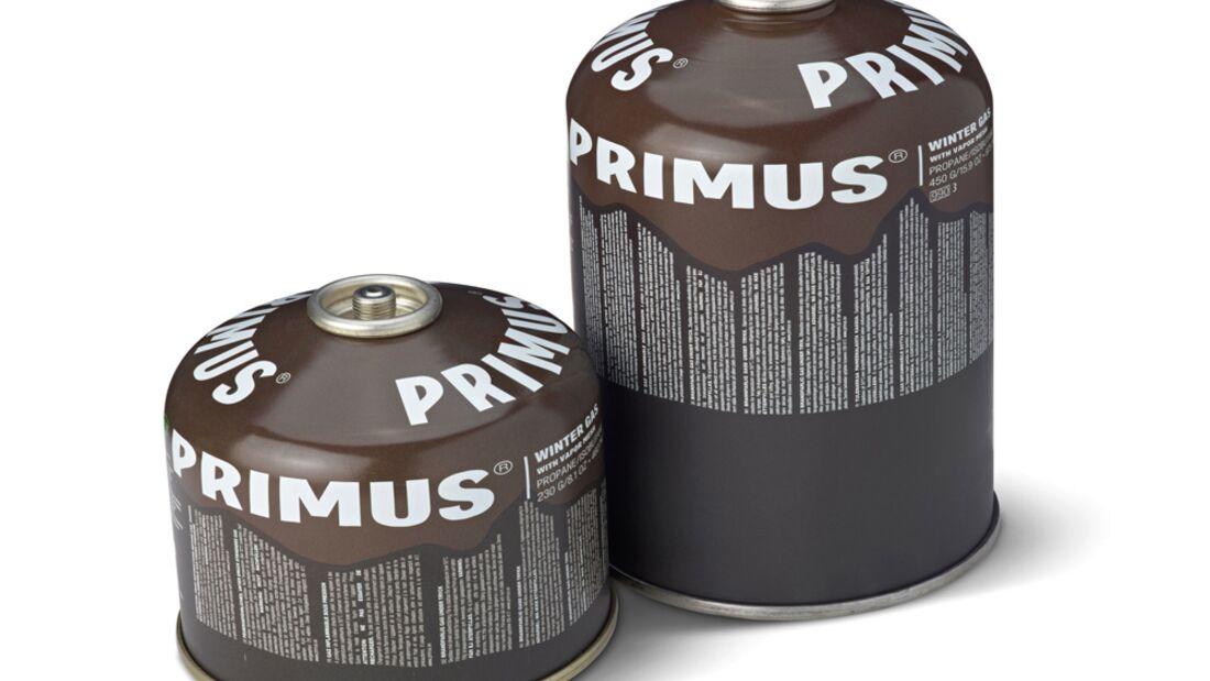 Testbericht: Primus Wintergas outdoor