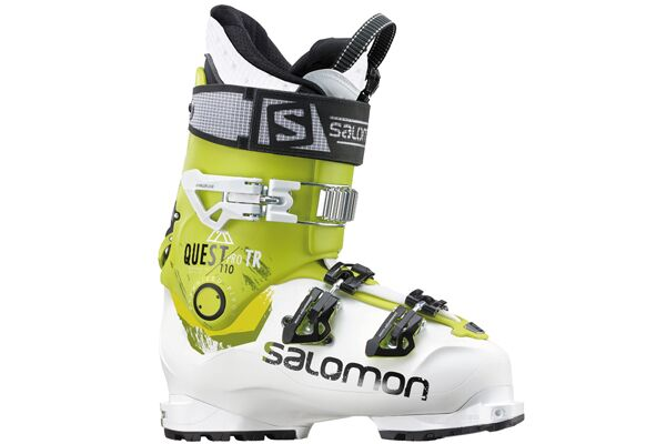 PS 0114 ISPO Skischuhe - Salomon Quest Pro TR 110