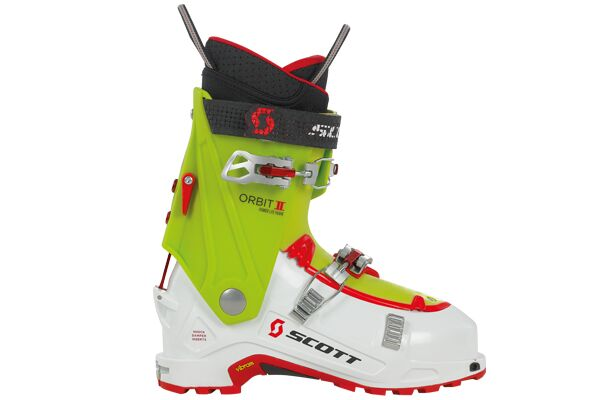 PS 0114 ISPO Skischuhe - Scott Orbit II