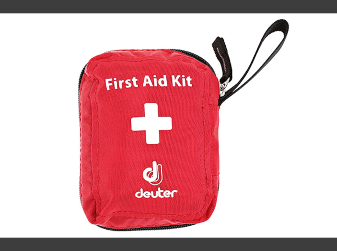 PS 0114 Verbandskästen - Deuter First Aid Kit S