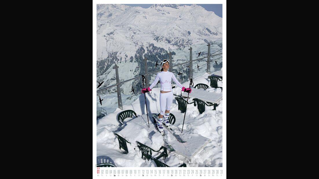 PS 0213 Kalender Skilehrerinnen 2014 2