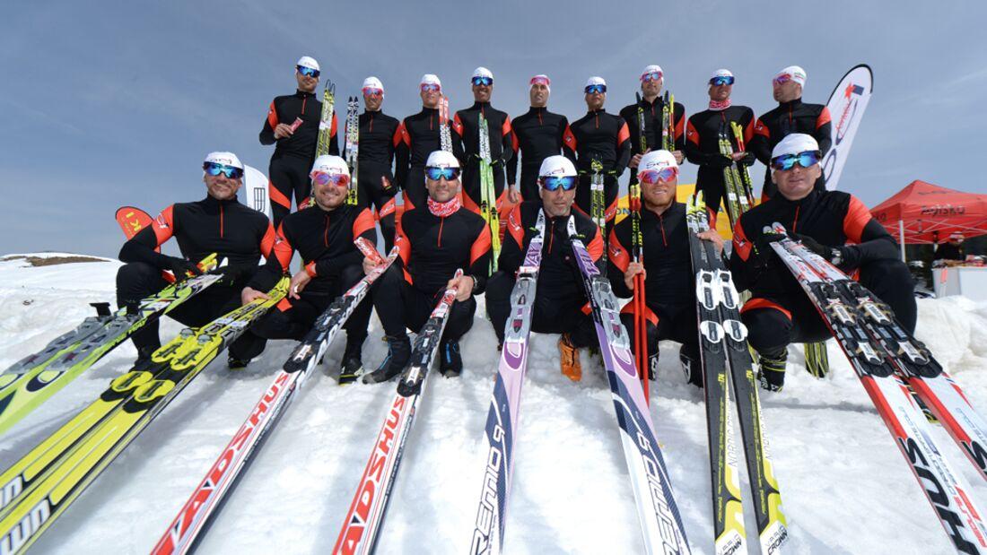 Test Langlauf Ski Modelljahr 2015 Outdoor Magazin Com
