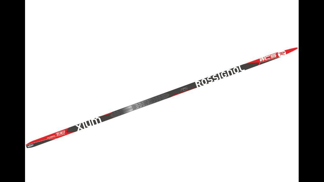 PS 2014 Langlaufski Test Rossignol X-IUM Classic WCS-C2
