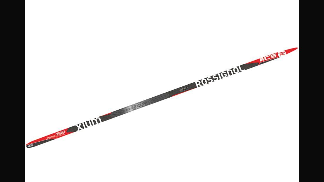 PS 2014 Langlaufski Test Rossignol X-IUM Skating WCS-S2