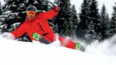 PS Allmountain Ski Test 01/2011 Aufmacher Ziener