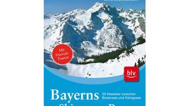 PS Bayerns Skitouren Berge Titel