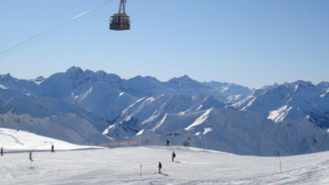 PS DSV aktiv Skiurlaub planen
