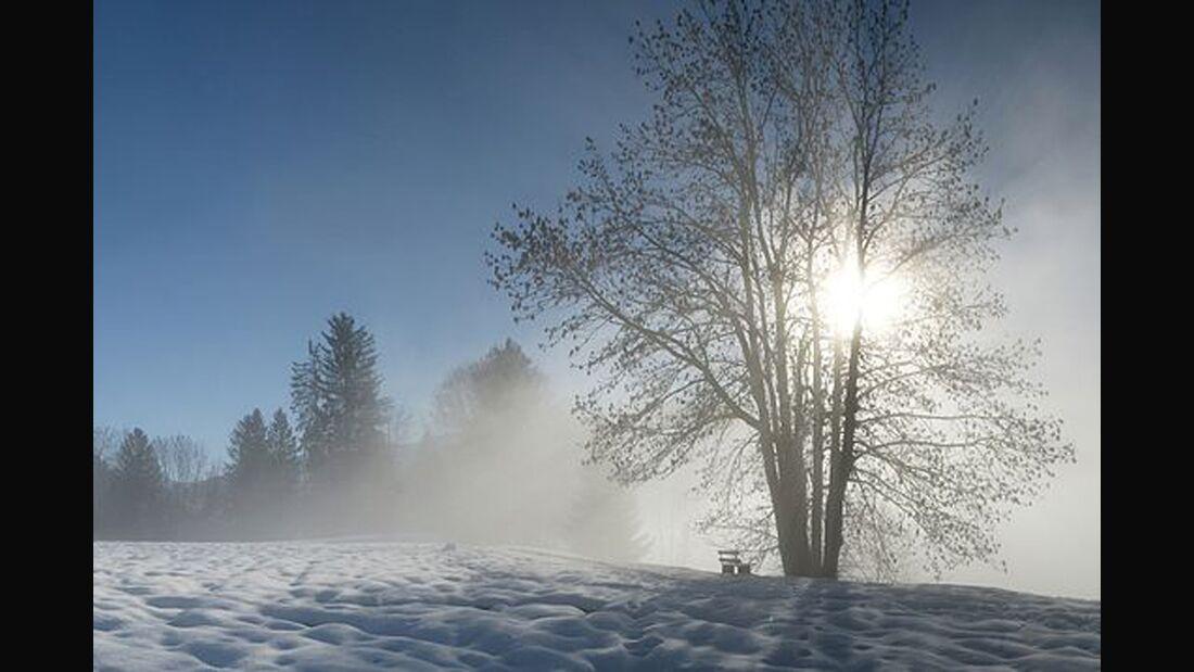 PS Hittisau im Winter