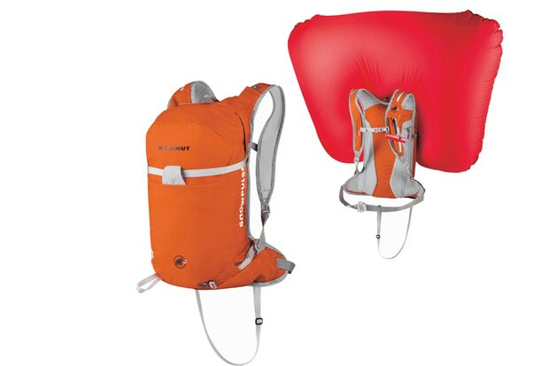 PS ISPO 2015 Accessoires - Mammut Ultralight Removable Airbag