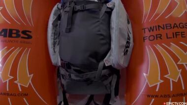 PS ISPO 2015 Accessoires - The North Face Modulator ABS System