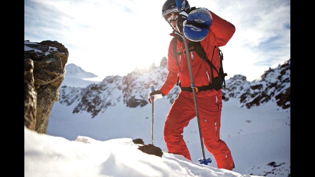 PS ISPO 2015 Mode - Maier Sports Glaciares