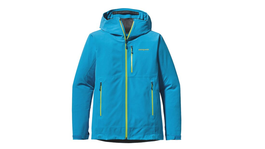 PS ISPO 2015 Mode - Patagonia Knifride Jacket