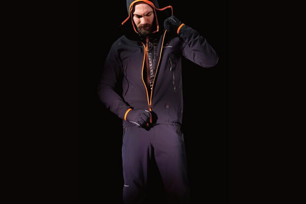 PS ISPO 2015 Mode - Peak Performance Black Light Tantum