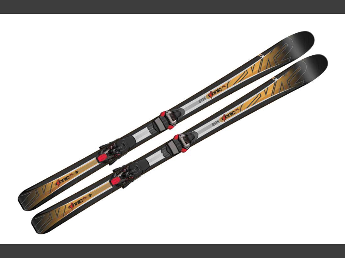 PS ISPO 2015 Ski - K2 I Konic 85TI