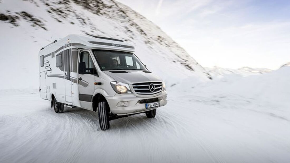 PS Wintercamping Wohnmobil