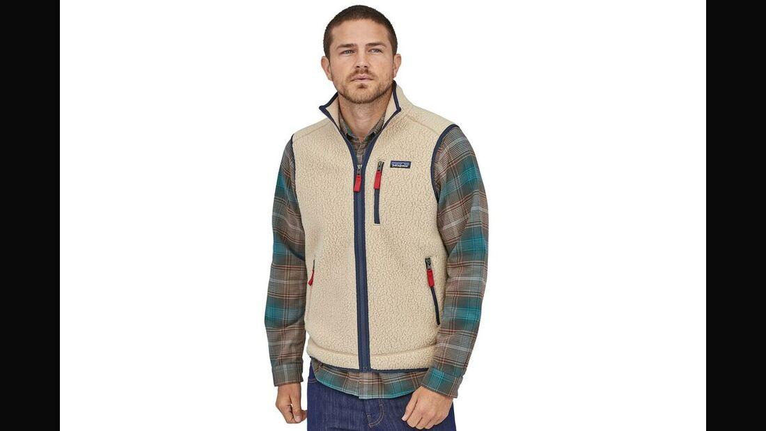 Patagonia Retro Pile Fleece Vest 2019