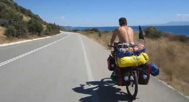 Pedal the World - mit dem Rad um die Welt