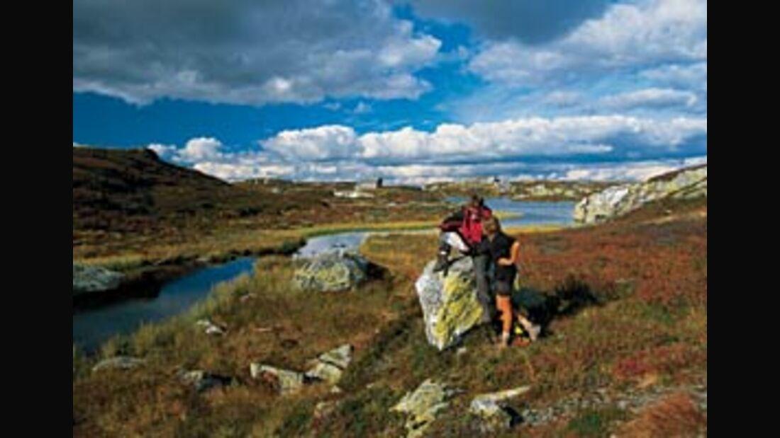 Peer-Gynt-Weg in Norwegen