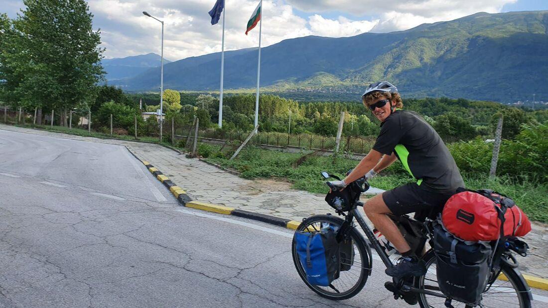 Podcast: Europa-Fahrradtour Robin Storck