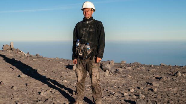 Podcast Folge 51: Fotograf Adrian Rohnfelder, Vulkane